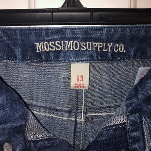 Mossimo Supply Co. Jeans - Mossimo Supply Co Cropped Jeans Size 3